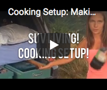 Cooking Car Camping SUV Life