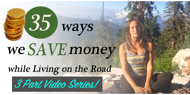 Ways to Save Money for Minimalists and Nomads
